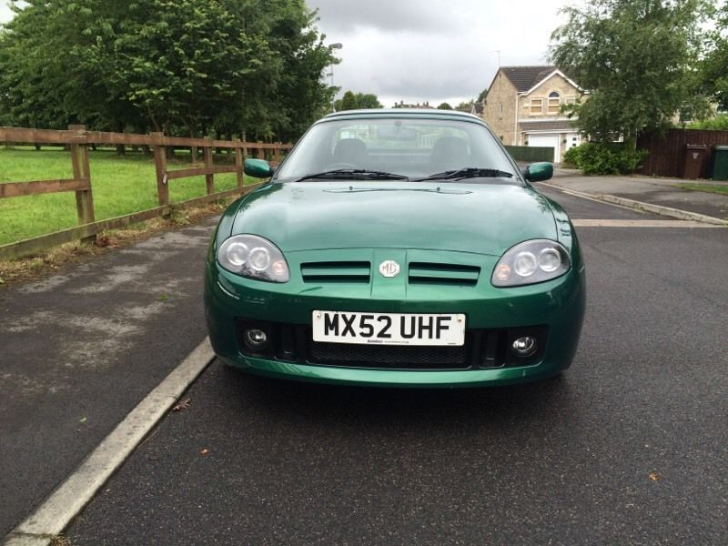 2003 MG TF for sale image 5