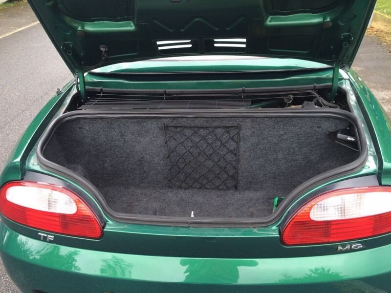 2003 MG TF for sale image 7