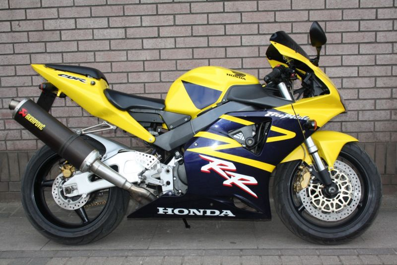 2002 Honda CBR900RR-2 image 1