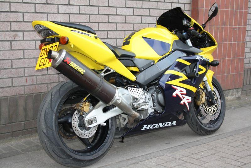 2002 Honda CBR900RR-2 image 6