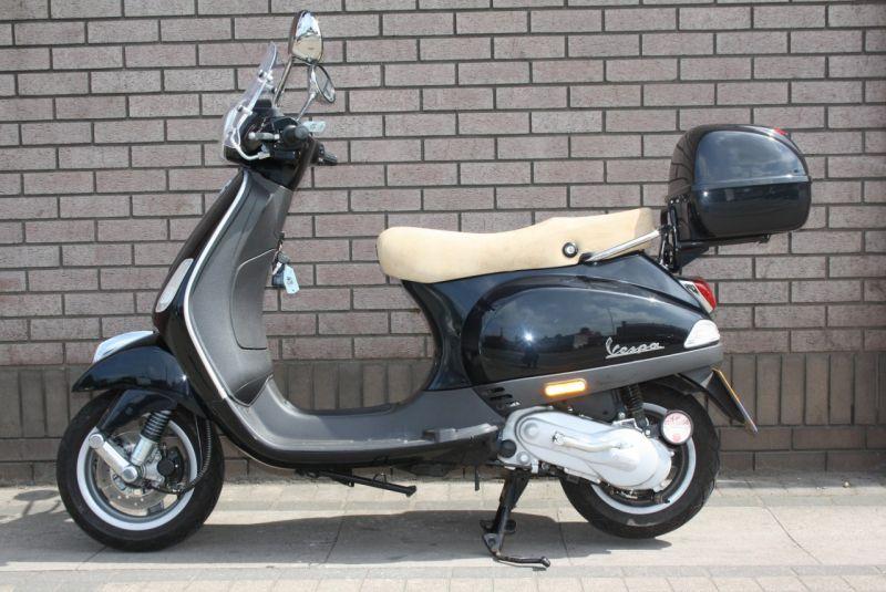 2006 Piaggio Vespa LX50 image 3