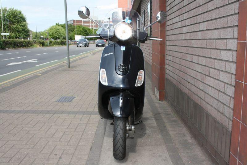 2006 Piaggio Vespa LX50 image 4