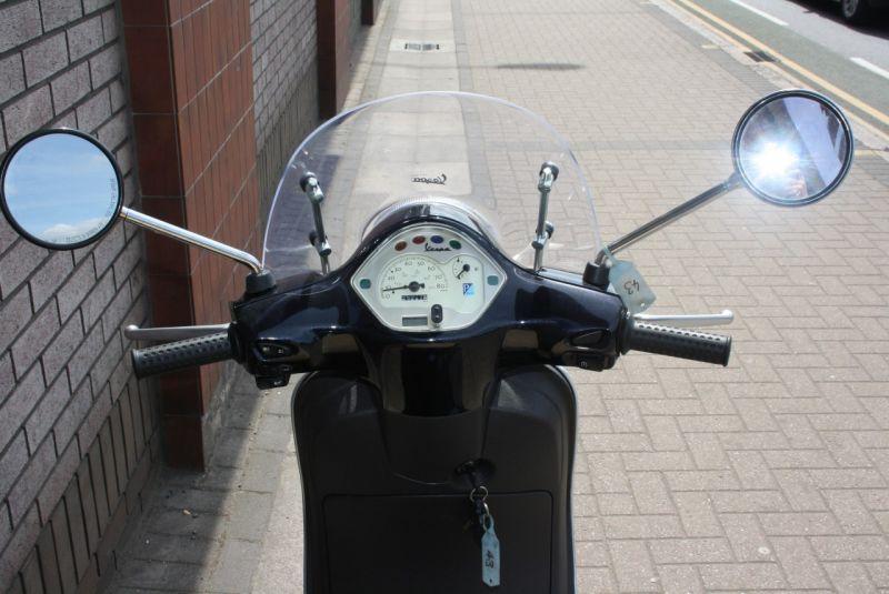 2006 Piaggio Vespa LX50 image 6
