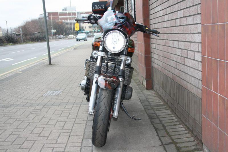 2002 Suzuki GSX 1400 K2 image 4