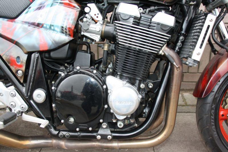 2002 Suzuki GSX 1400 K2 image 10
