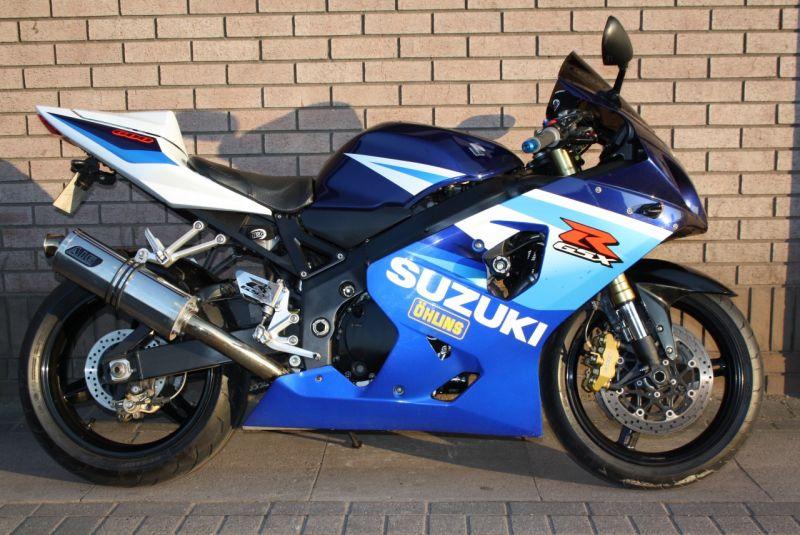 2005 Suzuki GSXR 600 K4 image 1