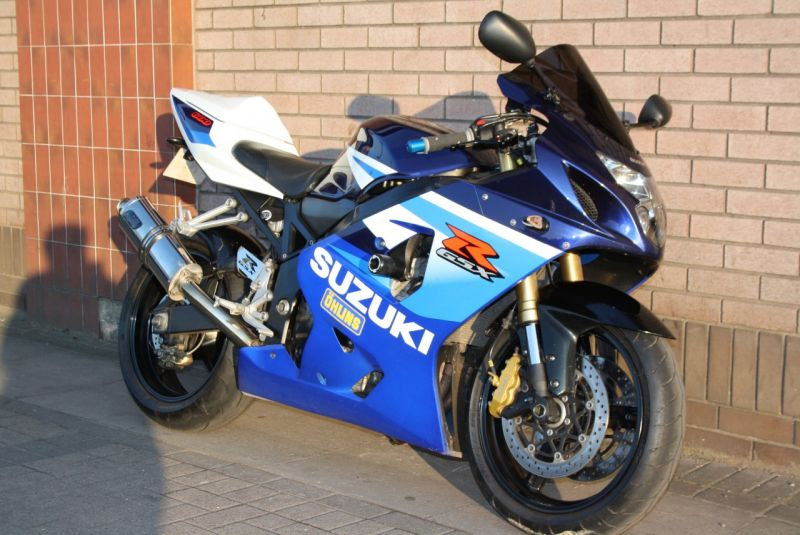 2005 Suzuki GSXR 600 K4 image 2
