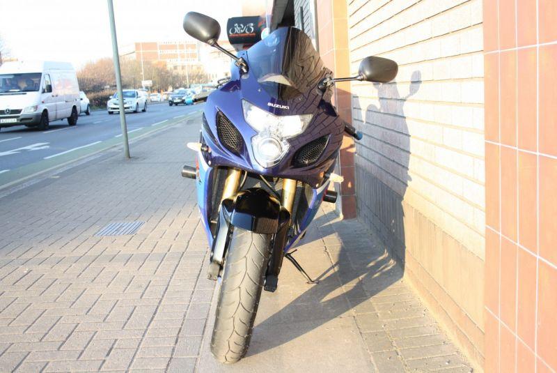 2005 Suzuki GSXR 600 K4 image 4