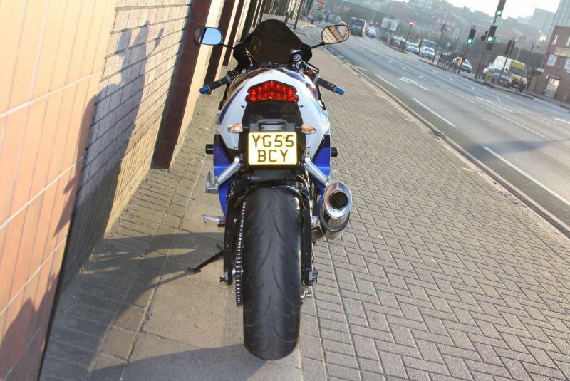 2005 Suzuki GSXR 600 K4 image 5