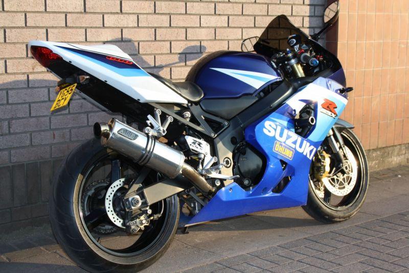 2005 Suzuki GSXR 600 K4 image 6
