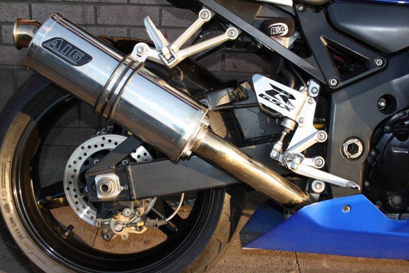 2005 Suzuki GSXR 600 K4 image 8
