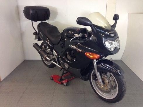 2003 Suzuki GSX600F image 3