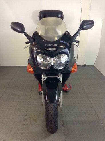2003 Suzuki GSX600F image 4