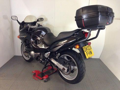 2003 Suzuki GSX600F image 7