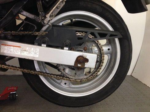2003 Suzuki GSX600F image 9
