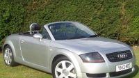 2001 Audi TT 1.8 T Quattro