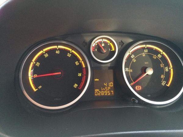 2011 Vauxhall Corsa 1.4 SRi image 7