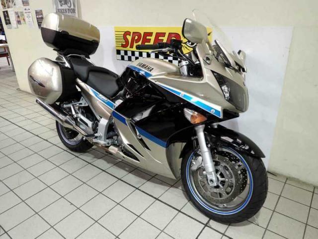 2012 YAMAHA FJR 1300 A image 4
