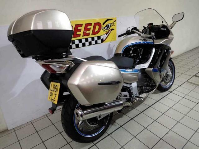 2012 YAMAHA FJR 1300 A image 5