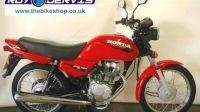 2001 HONDA CG 125