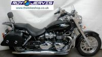 2012 Triumph America Bonneville 865