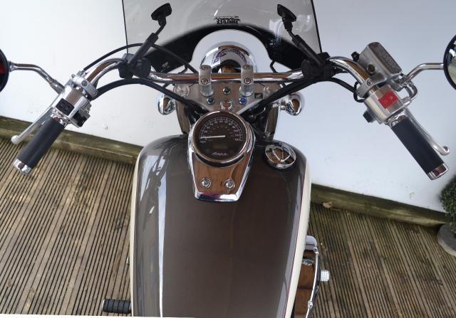 2009 Honda VT 750 Shadow image 9