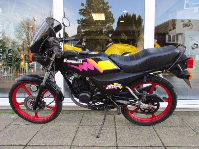 1994 Kawasaki Bike AR50 C10 image 2