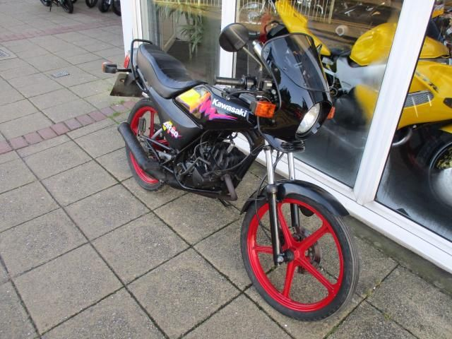 1994 Kawasaki Bike AR50 C10 image 3