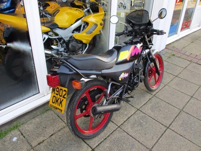 1994 Kawasaki Bike AR50 C10 image 4