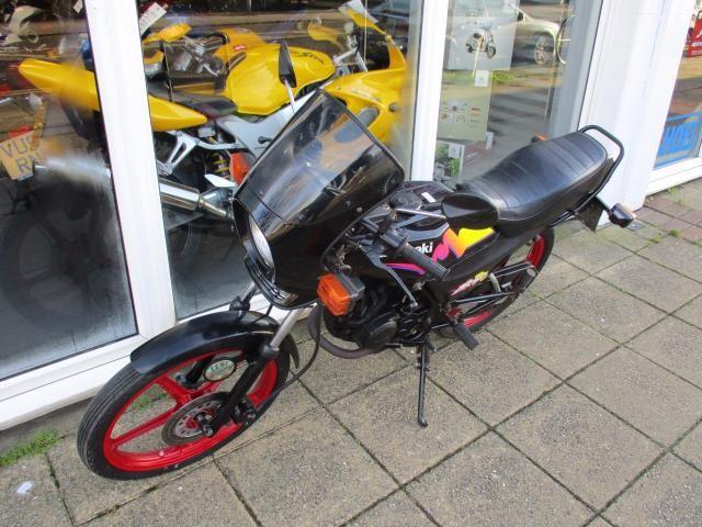 1994 Kawasaki Bike AR50 C10 image 5