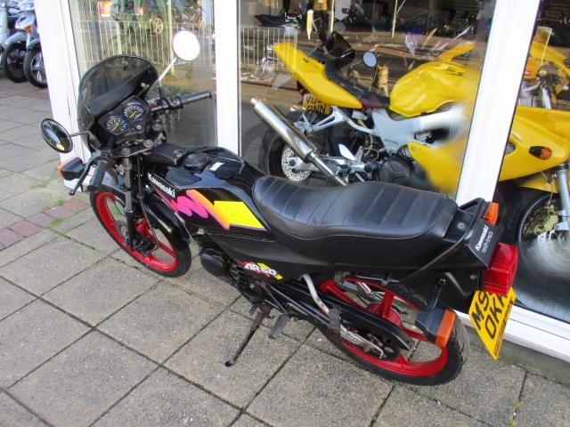 1994 Kawasaki Bike AR50 C10 image 6