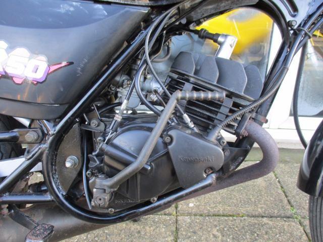 1994 Kawasaki Bike AR50 C10 image 8
