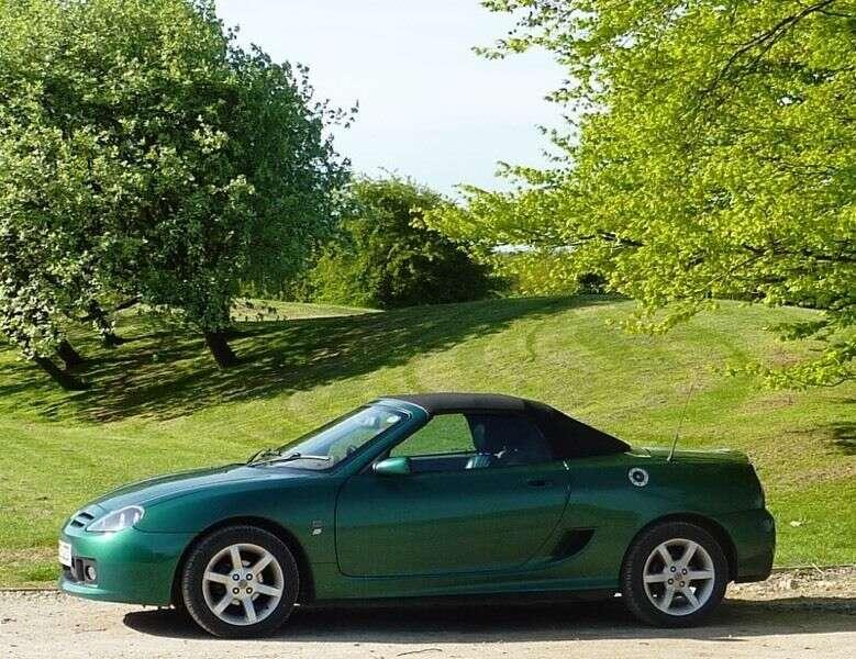 2003 MG TF image 1