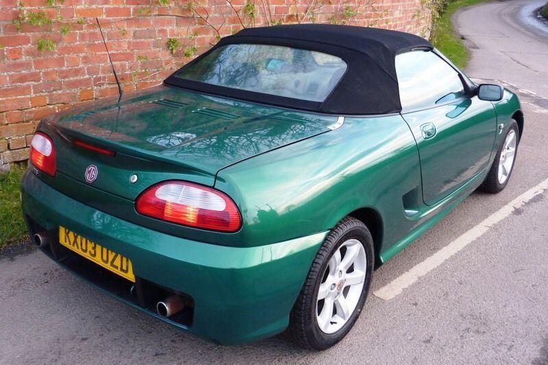 2003 MG TF image 7