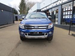 2013 Ford Ranger Limited 3.2 TDCi