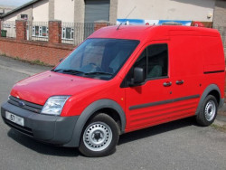 2007 Ford Transit Connect T230 TDCi