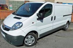 2011 Vauxhall Vivaro 2900 CDTi