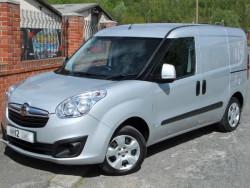 2012 Vauxhall Combo 2000 CDTI