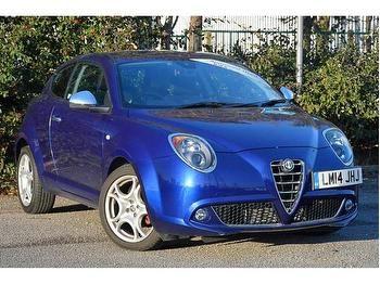 2014 Alfa Romeo Mito 1.3 JTDM-2 (85ps) Distinctive 3dr image 1