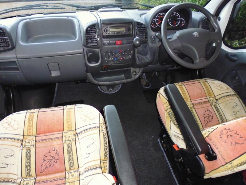 2003 Peugeot Compass Avantguard 200 Lux 2.0Ltr Hdi image 6