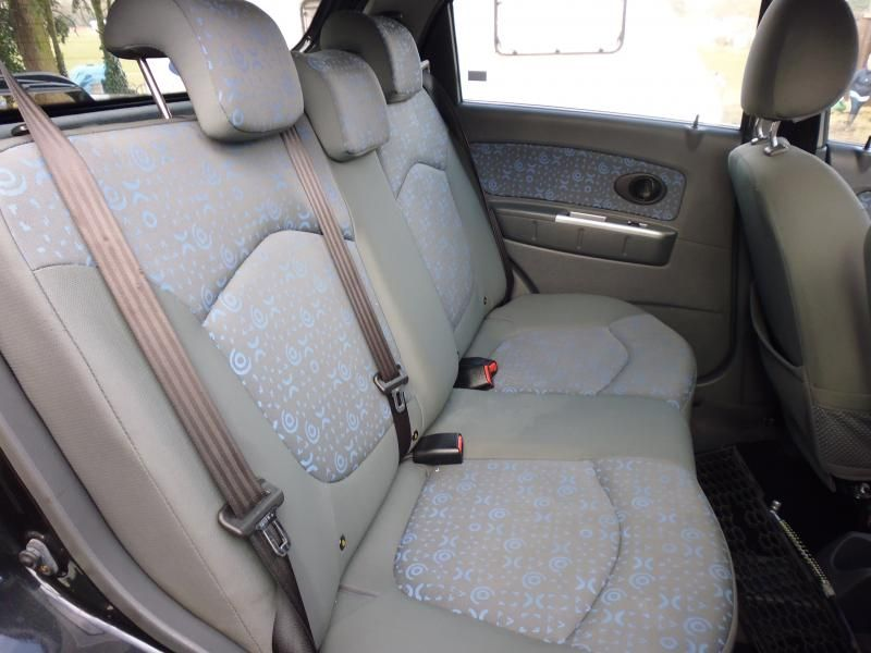 2005 Chevrolet Matiz SE image 6