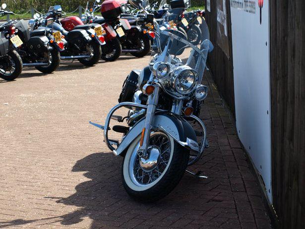 2012 Harley-Davidson Softail image 4