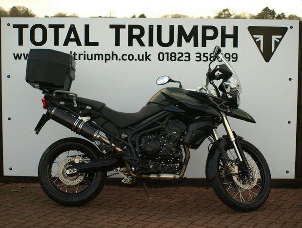 2013 Triumph Tiger image 1