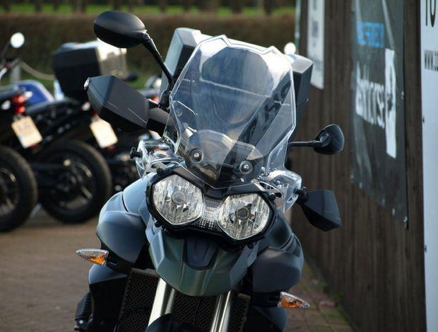 2013 Triumph Tiger image 4