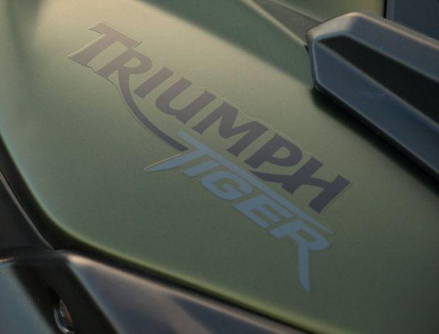 2013 Triumph Tiger image 7