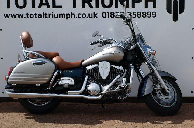 2005 Kawasaki VN1600 image 1