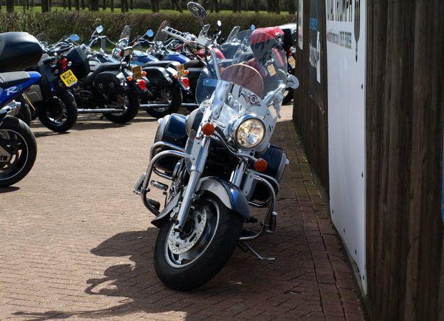 2005 Kawasaki VN1600 image 3
