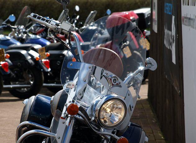 2005 Kawasaki VN1600 image 4