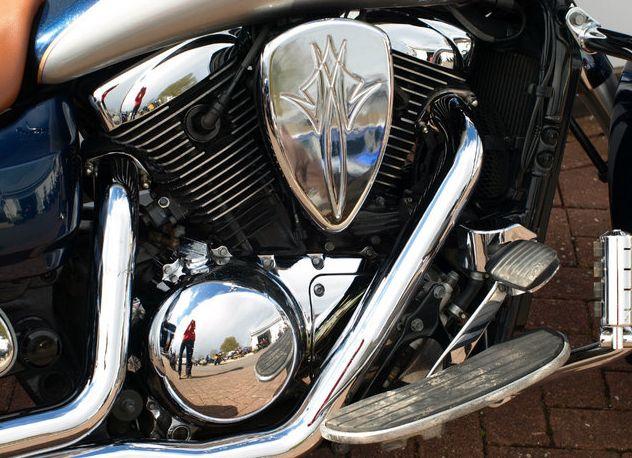 2005 Kawasaki VN1600 image 6