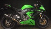 2013 Kawasaki ZX6 R 636